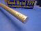 "1"" Diameter x 12""-Long AZ31B Magnesium Round Bar $19.72"